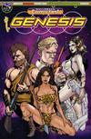 HCF 2018 Genesis The Edgar Rice Burroughs Universe