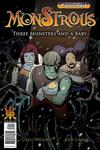 HCF 2018 Monstrous Three Monsters And A Baby One Shot