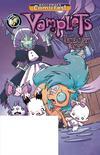 HCF 2018 Vamplets Undead Pet Society Help The Pony Mini Comic