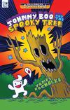 HCF 2018 Johnny Boo And The Spooky Tree Mini Comic