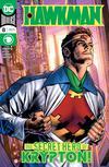 Hawkman Vol 5 #8 Cover A Regular Bryan Hitch Cover