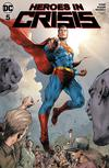 Heroes In Crisis #5 Cover A Regular Trevor Hairsine Cover