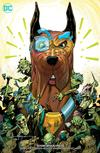 Scooby Apocalypse #33 Cover B Variant Javier Fernandez Cover