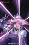 Young Justice Vol 3 #1 Cover C Variant Amy Reeder Amethyst Cover