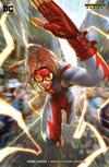 Young Justice Vol 3 #1 Cover D Variant Derrick Chew Impulse Cover