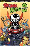 Spawn Kills Everyone Too #2 Cover C Variant Will Robson & Todd McFarlane Cover