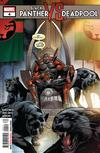 Black Panther vs Deadpool #4 Cover A Regular Ryan Benjamin & Rain Beredo Cover