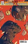 Black Panther vs Deadpool #4 Cover B Variant Ricardo Lopez Ortiz Cover