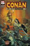 Conan The Barbarian Vol 4 #1 Cover A Regular Esad Ribic Cover