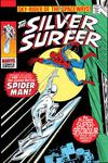 Silver Surfer Vol 1 #14 Cover B Facsimile Edition