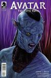 Avatar Tsuteys Path #1 Cover B Variant Shea Standerfer Cover