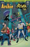 Archie Meets Batman 66 #6 Cover E Variant Ruben Procopio Cover