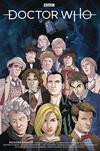 Doctor Who 13th Doctor #0 Cover C NYCC Exclusive Giorgia Sposito & Arianna Florean Variant Cover