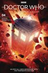 Doctor Who 13th Doctor #4 Cover B Variant Photo Cover