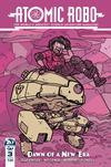 Atomic Robo And The Dawn Of A New Era #3 Cover A Regular Scott Wegener Cover