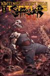 Teenage Mutant Ninja Turtles Shredder In Hell #1 Cover A Regular Mateus Santolouco Cover