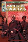 Battlestar Galactica Classic #3 Cover B Variant Daniel HDR Cover