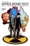 James Bond 007 #3 Cover A Regular Dave Johnson Cover