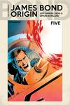James Bond Origin #5 Cover A Regular John Cassaday Cover
