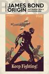 James Bond Origin #5 Cover C Variant Michael Walsh Cover