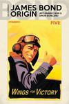 James Bond Origin #5 Cover E Variant Bob Q Cover
