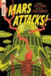 Mars Attacks Vol 4 #4 Cover E Variant Chris Schweizer Subscription Cover
