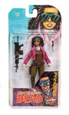 Walking Dead Princess Action Figure Color Version