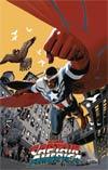 Captain America Framed 11x17 Print - Sam Wilson