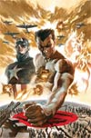 Invaders Vol 3 #1 By Alex Ross Poster