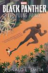 Black Panther Young Prince Novel SC