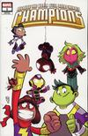 Champions (Marvel) Vol 3 #1 Cover C Variant Skottie Young Baby Cover