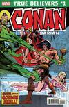 True Believers Conan Curse Of The Golden Skull #1