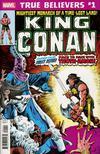 True Believers King Conan #1