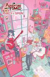 Adventure Time Marcy & Simon #1 Cover D Incentive Sofie Drozdova Virgin Variant Cover