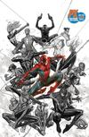 Spider-Geddon #1 Cover M NYCC 2018 Exclusive Jorge Molina Variant Cover