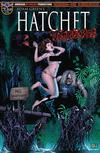 Adam Greens Hatchet Vengeance #1 Cover D Variant Mike Wolfer Nude Cover