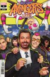 West Coast Avengers Vol 3 #4 Cover C Variant David Nakayama Jimmy Kimmel Cover