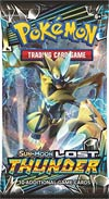 Pokemon TCG Sun And Moon Lost Thunder Booster Pack