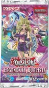 Yu-Gi-Oh Legendary Duelist Sisters Of The Rose Booster Pack