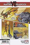 Black Panther vs Deadpool #1 Cover I 2nd Ptg Variant Ryan Benjamin Cover