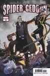 Spider-Geddon #2 Cover E 2nd Ptg Variant Jorge Molina Cover