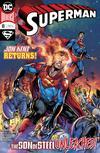 Superman Vol 6 #8 Cover A Regular Ivan Reis & Joe Prado Cover