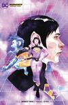 Wonder Twins #1 Cover B Variant Dustin Nguyen Cover