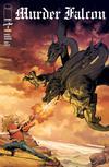 Murder Falcon #5 Cover B Variant Lorenzo De Felici Heavy Metal Cover