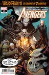 Avengers Vol 7 #15 Cover A Regular David Marquez Cover