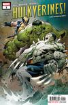 Hulkverines #1 Cover A Regular Greg Land & Frank DArmata Cover