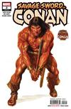 Savage Sword Of Conan #2 Cover A Regular Alex Ross Cover