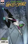 Spider-Gwen Ghost Spider #5 Cover B Variant Pasqual Ferry Skrulls Cover