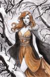 Ancient Dreams #8 Cover B Variant Winter Classics Cover