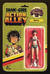 Tank Girl Vol 3 #3 Action Alley Cover B Variant Action Figure Cover